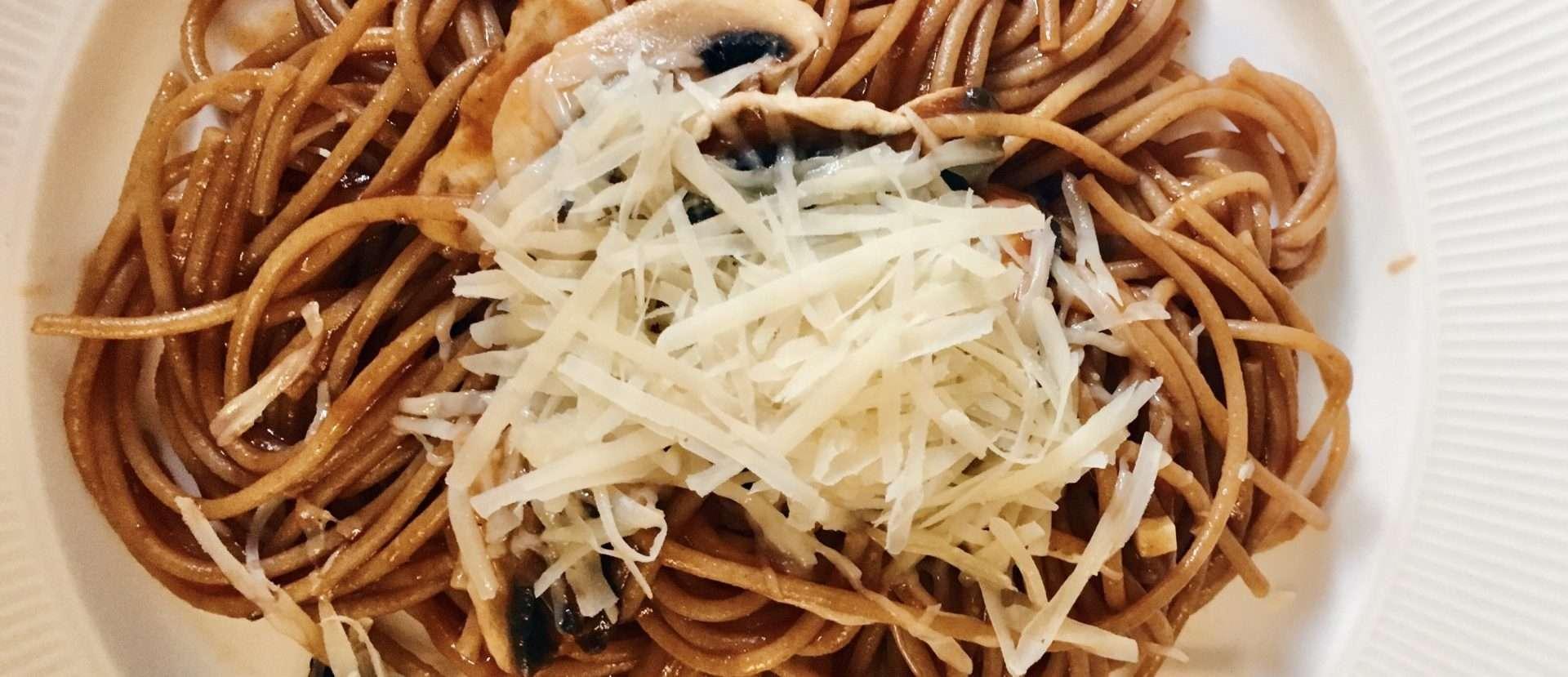 وصفة سباغتي سهلة وسريعة