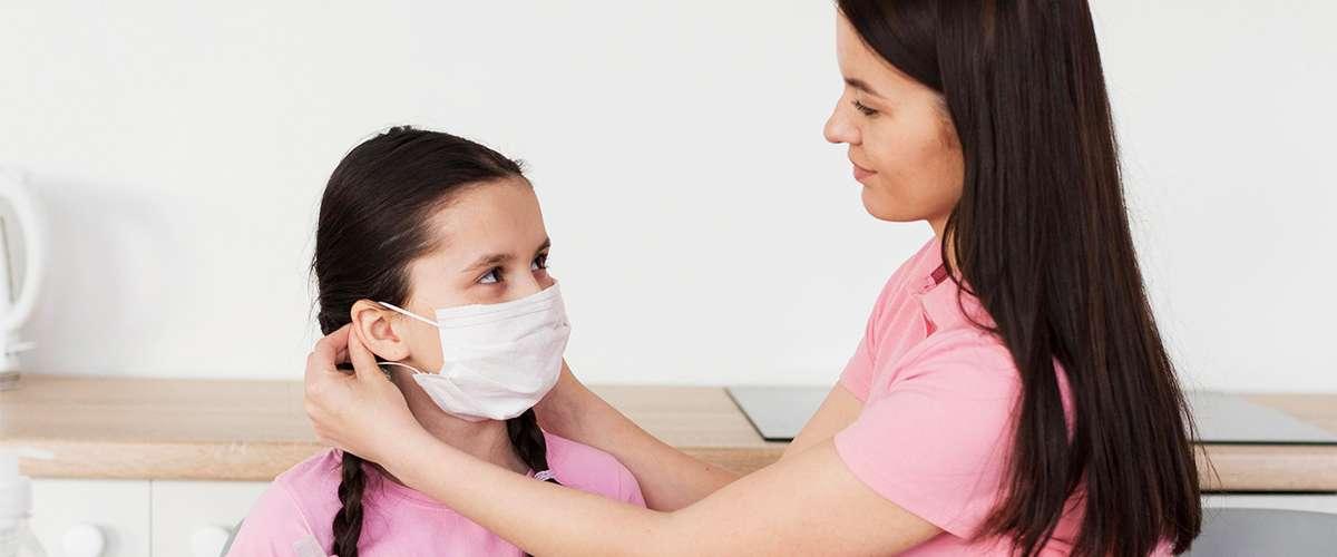 كيف أتحدث مع أطفالي عن فيروس كورونا؟