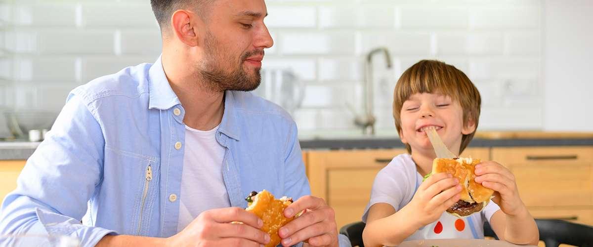 7 عادات يجب اتبّاعها لمحاربة سمنة الأطفال