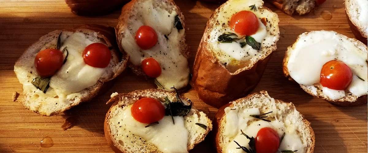أفكار لإعادة تدوير الخبز البائت