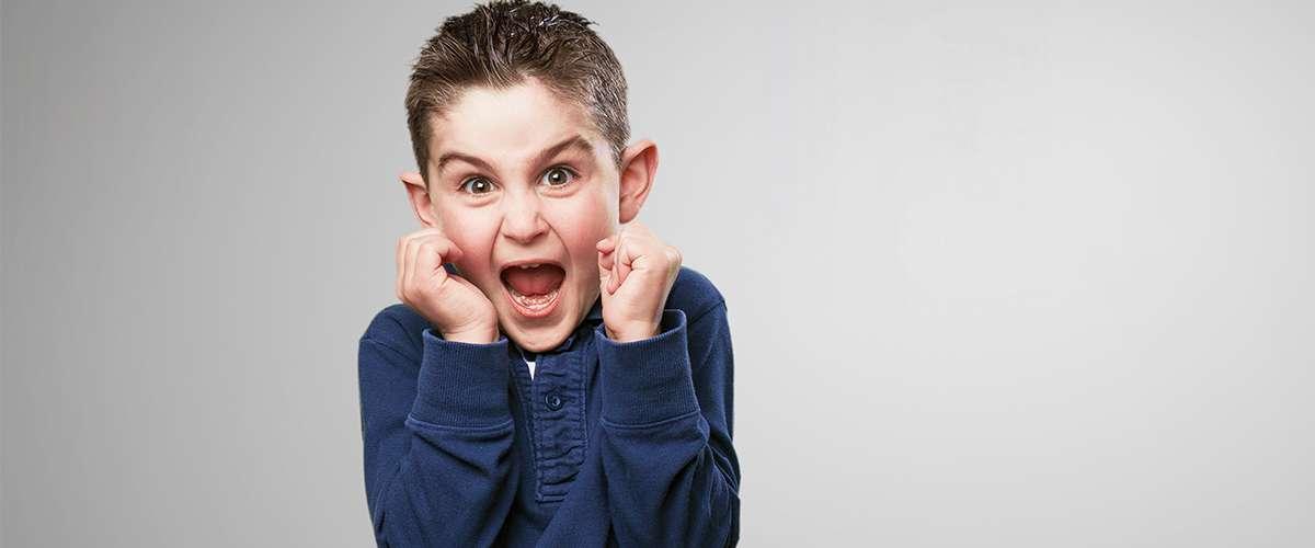5 طرق للتعامل مع صوت طفلي المرتفع