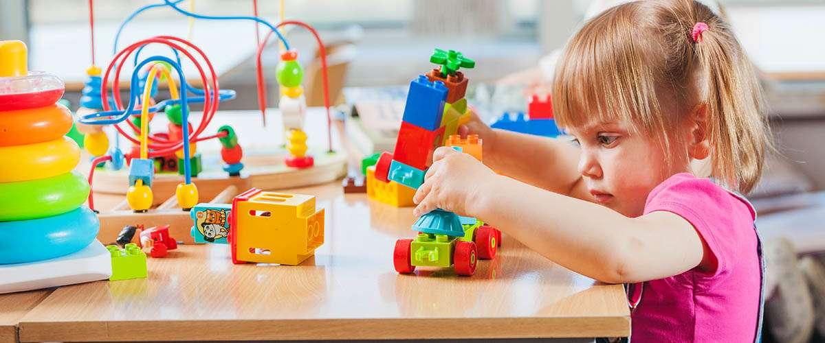 أفكار ألعاب للأطفال من عمر 3 إلى 4 سنوات