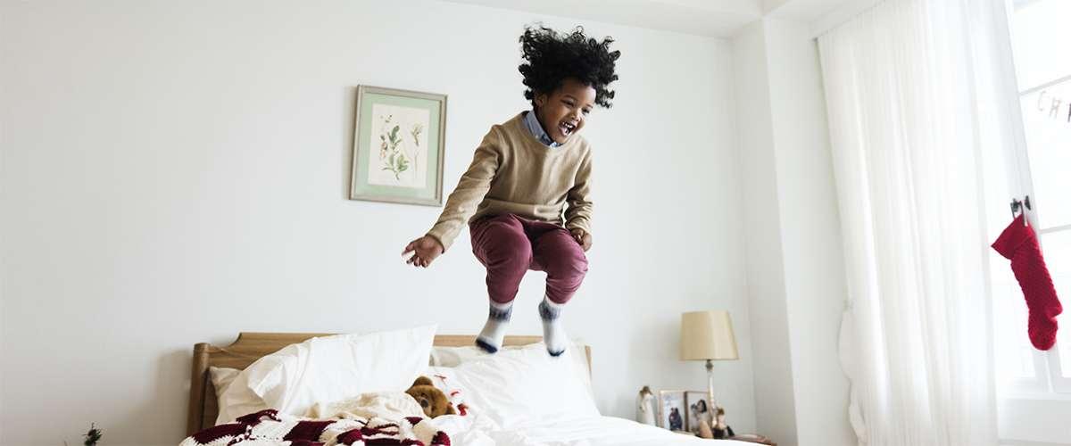 أعراض فرط الحركة عند الأطفال