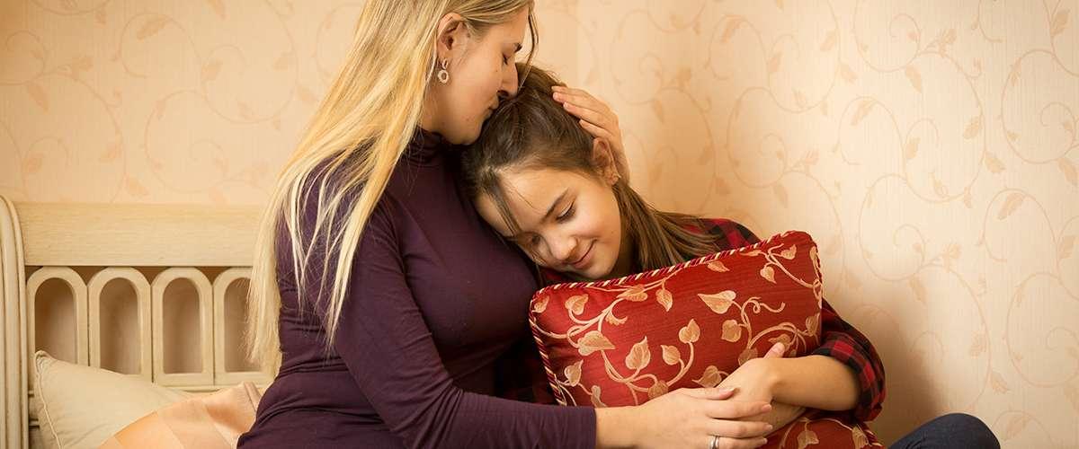 مساعدة الأبناء في مواجهة الصدمات