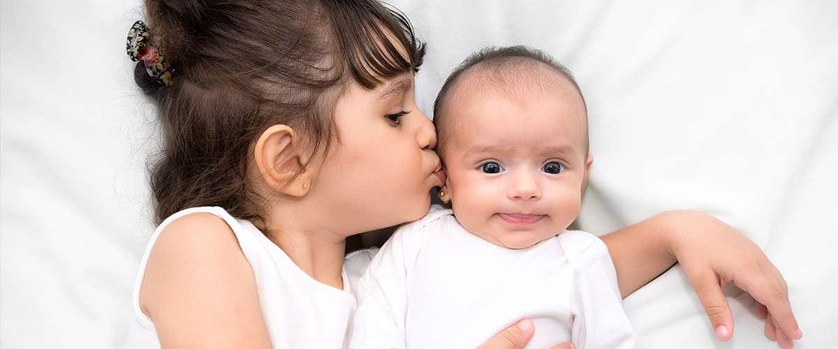 مميّزات الطفل الأول