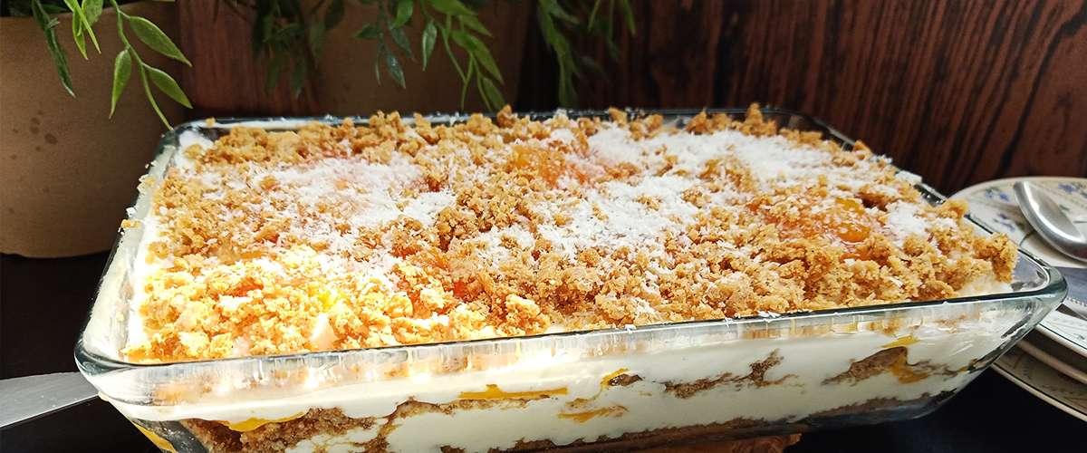 حلوى صيفية: مانجو فلوت أو المانجو كريم