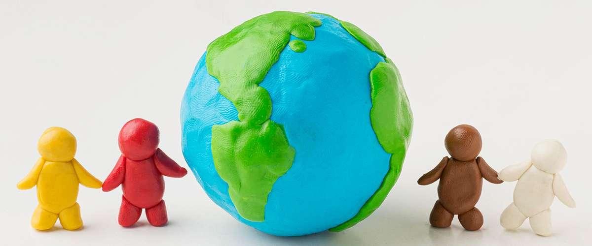 نريد السلام فلنبدأ مع أطفالنا