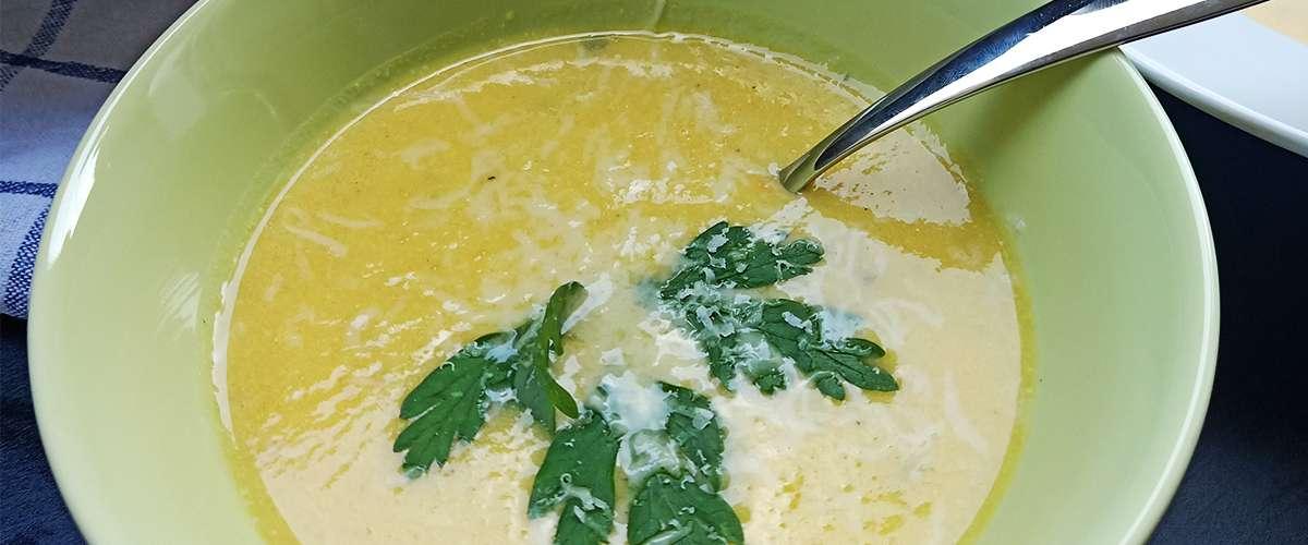 حساء القرع