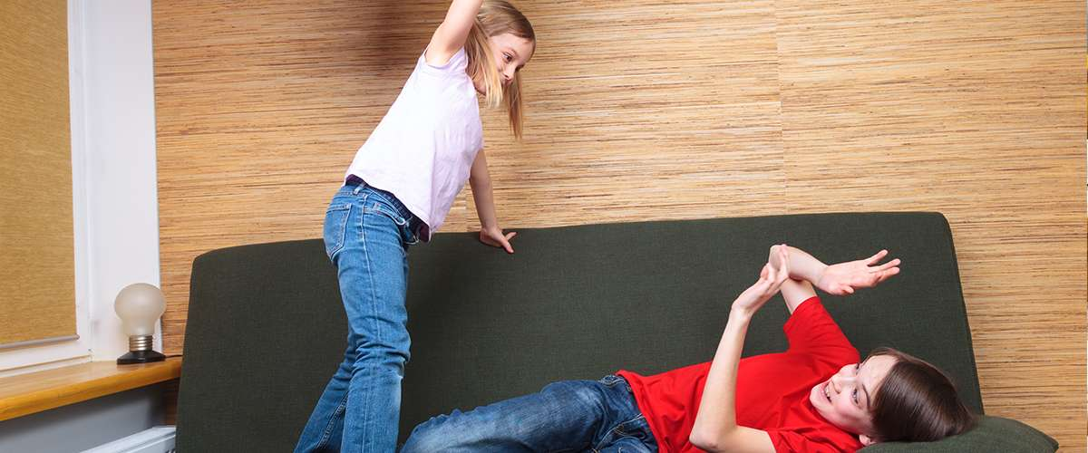 8 طرق لمنع الطفل من الضرب