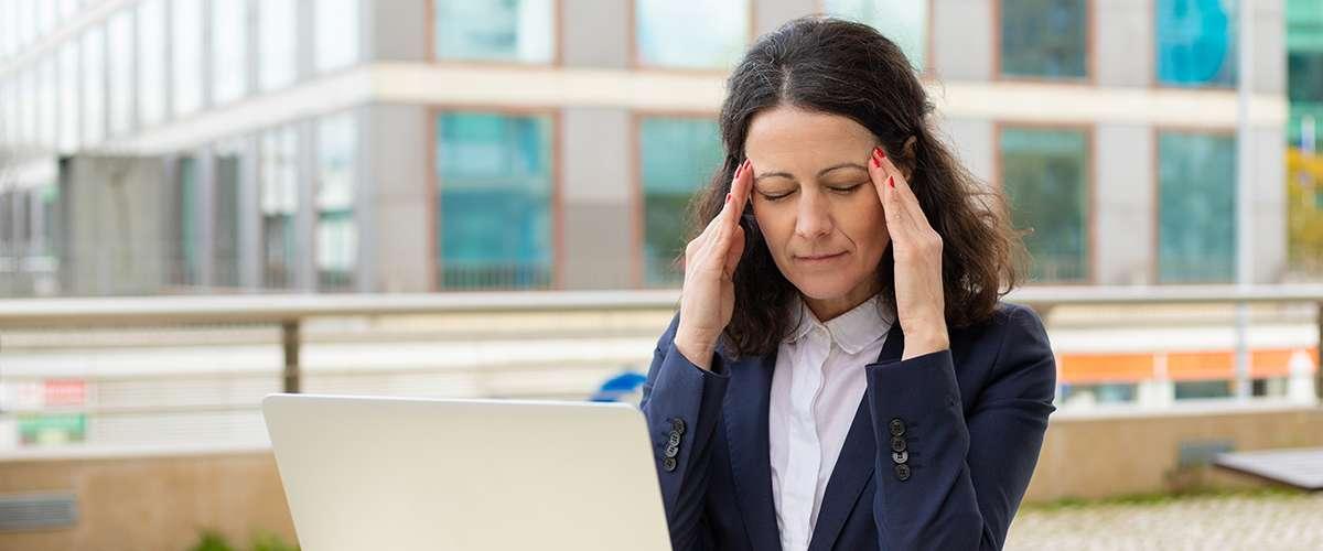 أعراضسن اليأس عند المرأة
