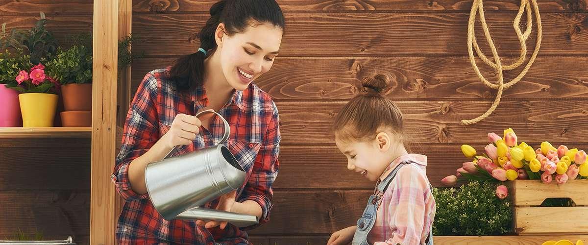 لحظات يومية تمنح الحب لأطفالنا