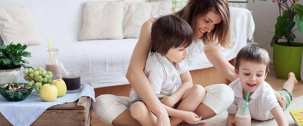 5 خطوات ساعدتني في تربية أطفالي بعد سفر زوجي