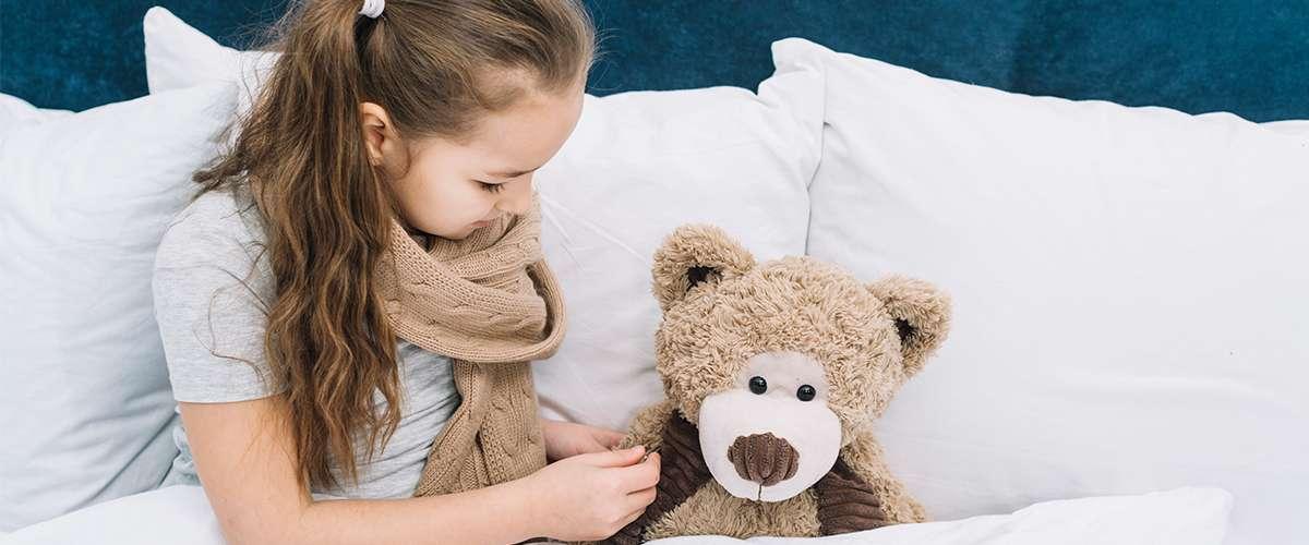 5 مهارات تطوّرها الدمية في حياة الطفل