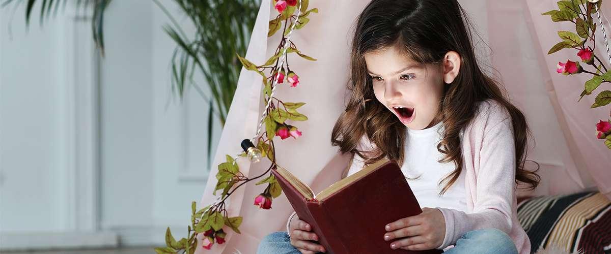 4 طرق لتشجيع أطفالك على القراءة