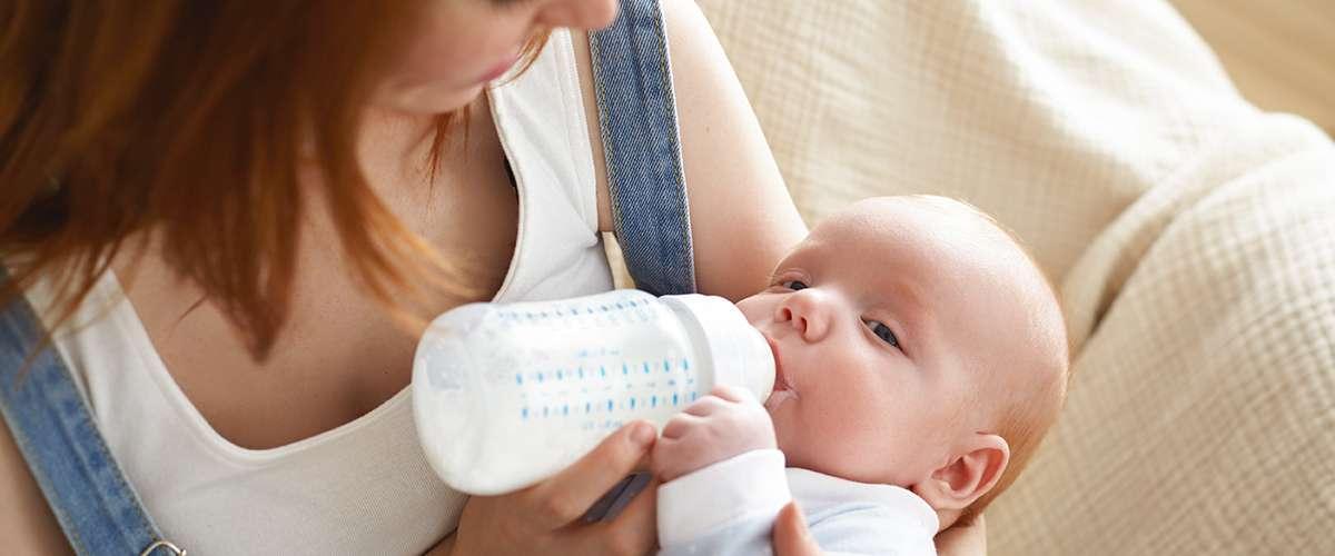 دليلك الشامل عن الرضاعة الصناعية