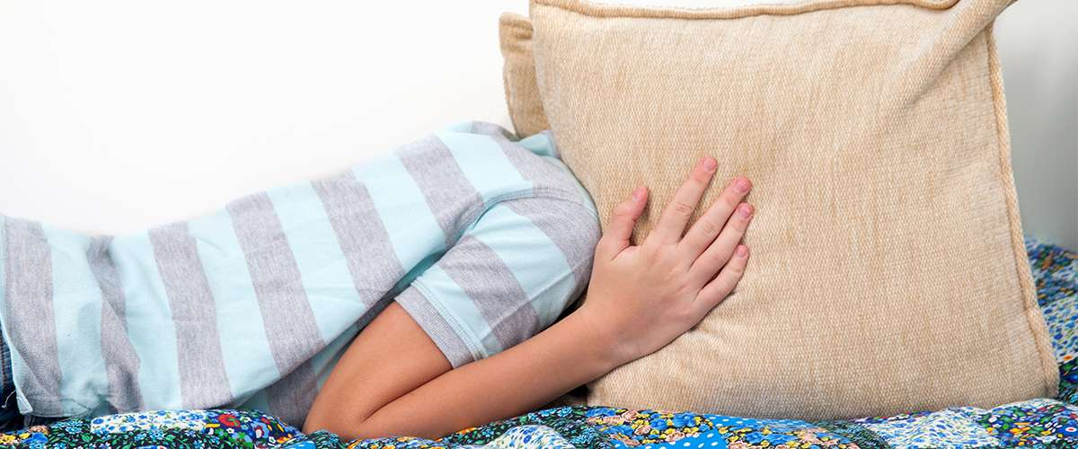 مسبّبات القلق عند الطفل وطرق علاجه
