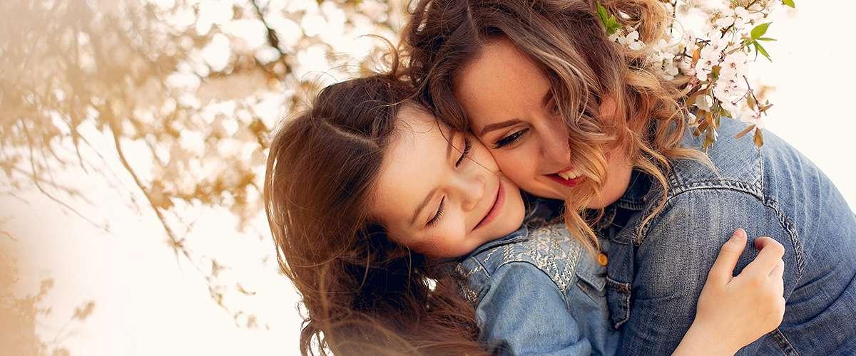 تربية طفل سعيد تبدأ بأم سعيدة