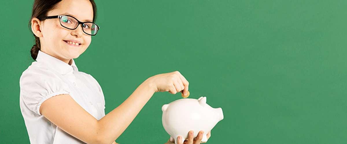 11 خطوة لتعليم الطفل معنى النقود