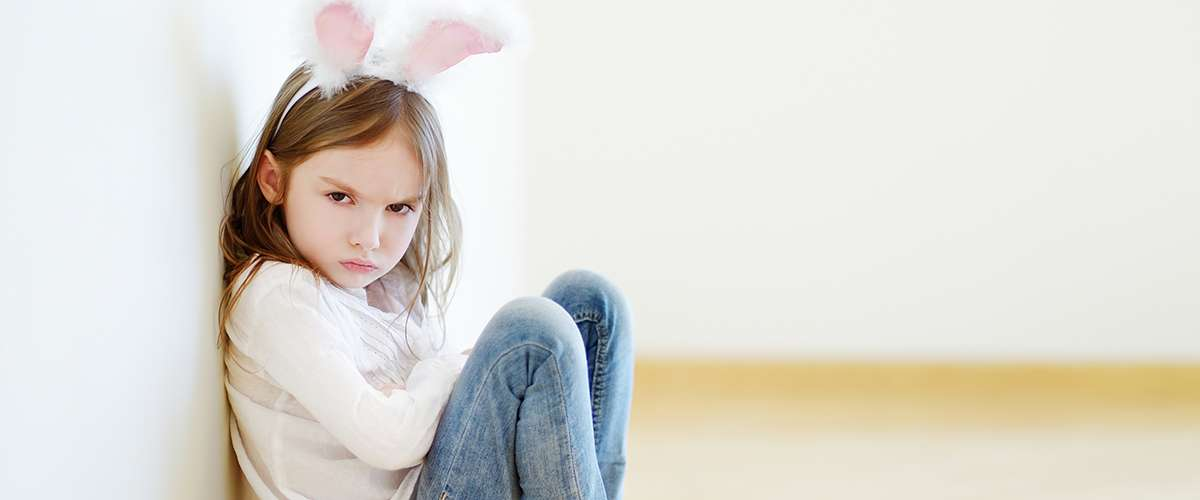 8 أفعال تزيد من غضب الطفل
